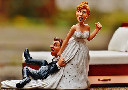 Kalte Fusse Vor Der Hochzeit Tipps Bei Angst Vor Dem Altar