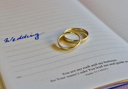 Checkliste Mit Allen Informationen Fur Eine Gluckliche Hochzeit